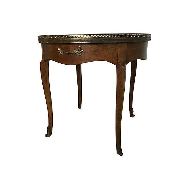 Baker Coffee Table Round: Baker Round Side Table