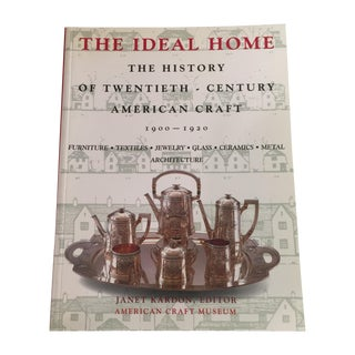 Vintage 'The Ideal Home 1900-1920' Book