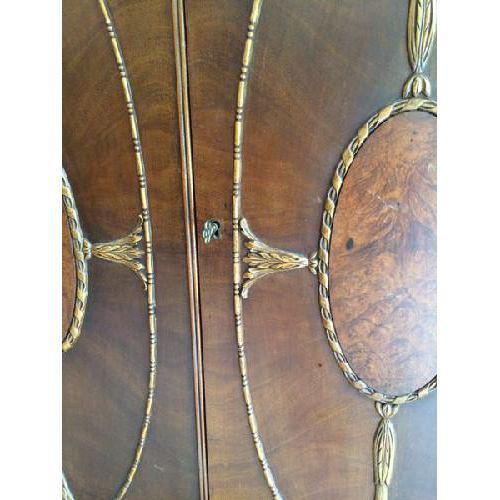 Batesville Vintage Wooden Cabinet - Image 4 of 8