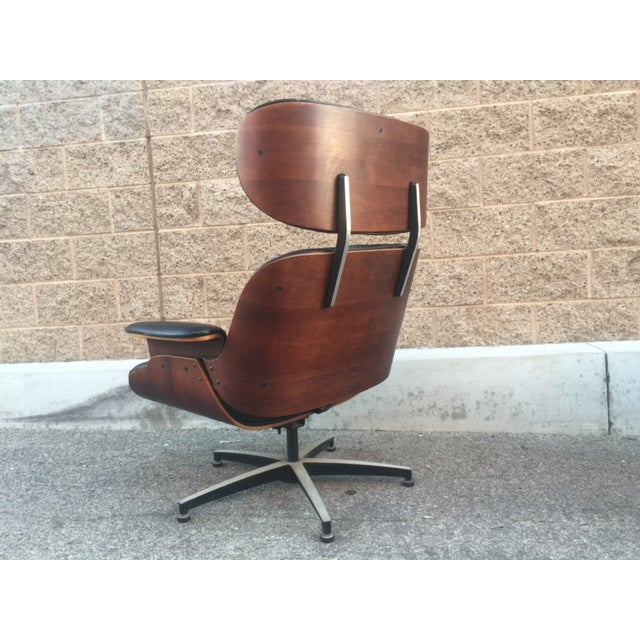 Plycraft Eames-Style Lounge Chair - Image 3 of 3