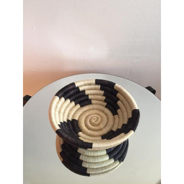 Woven Tribal Basket/Bowl - Image 3 of 4