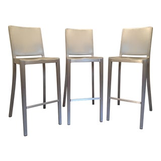 Philippe Starck Hudson Counter Stools - Set of 3