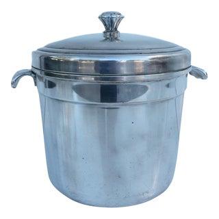 Vintage Silver Plate Ice Bucket