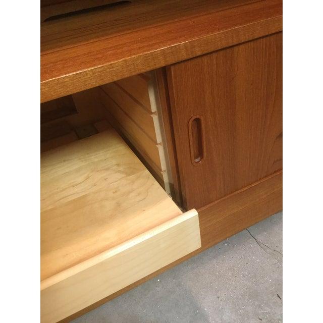 Mid-Century Danish Modern Storage Cabinet - Image 5 of 7