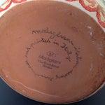 Image of Hand Painted Modigliani Italian Vase