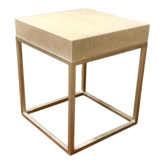 Studio a Alexander Side Table Pair Available