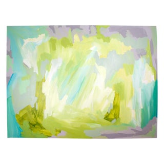 Linda Colletta Painting - Lemongrass