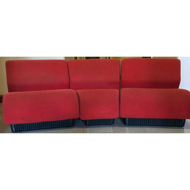 Orange Herman Miller Chadwick Modular Seating - Image 2 of 11