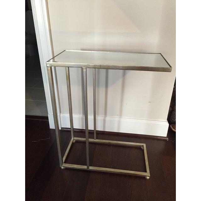 Image of Mirror Sofa Table