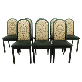 Mid Century Modern Dining Chairs - Set of 8
