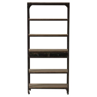 Anthropologie Decker Tall 5-Shelf Bookcase