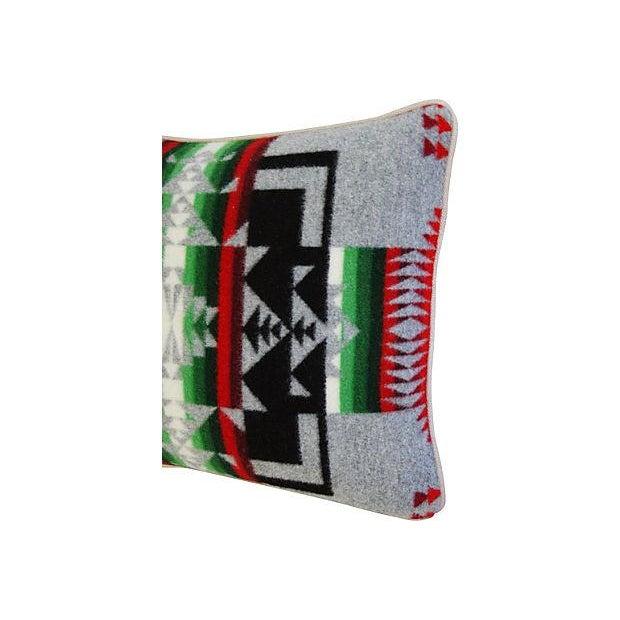Custom Chief Joseph Pendleton Blanket Pillow - Image 4 of 7
