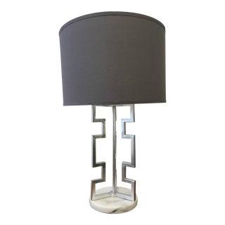 Mid-Century Modern Inspired Lamp