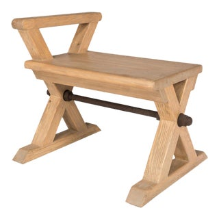 Sarreid LTD Pine Wood Bench or Table