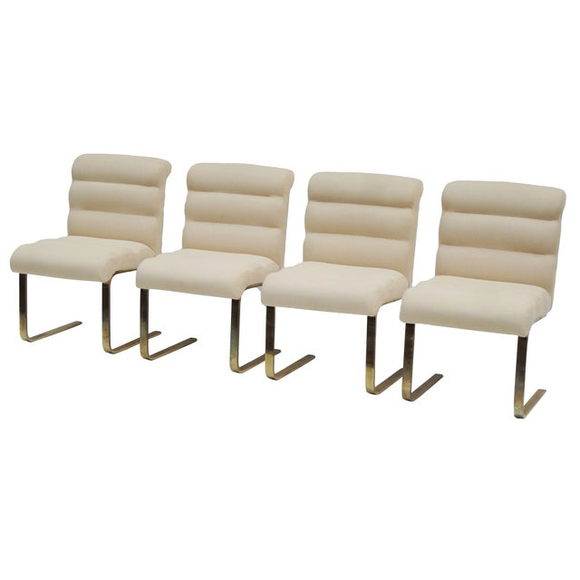 Pace Mariani Lugano Dining Chairs - Set of 4 - Image 2 of 10