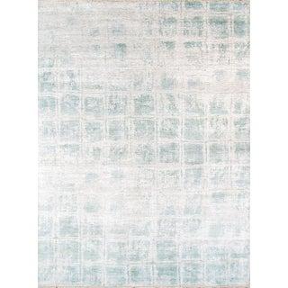 Pasargad Modern Bamboo Silk Area Rug- 8′10″ × 12′2