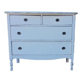 Shabby Chic Cream Drawers