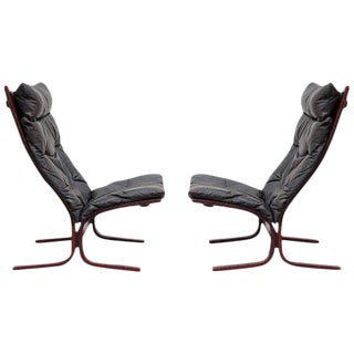 Ingmar Relling for Westnofa Siesta Sling Chairs - A Pair