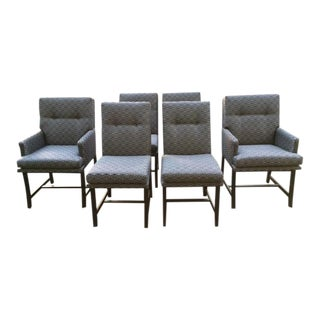Harvey Probber for Directional Dining Chairs - Set of 6
