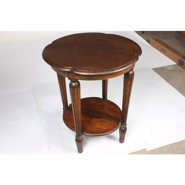 Art Deco End Table - Image 3 of 4