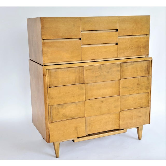 Edmond Spence Cabinet in Maple - Image 7 of 8