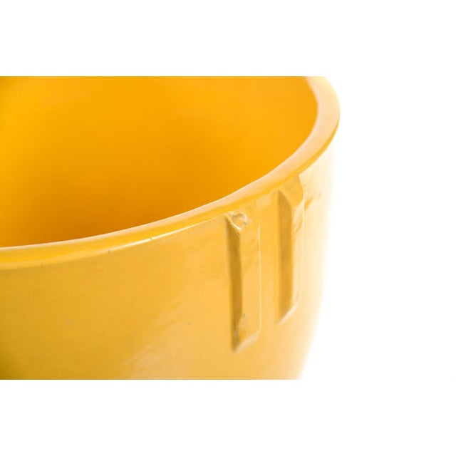 Bauer Original 1915 Indian Pot, Glazed Yellow - Image 6 of 9