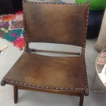 Image of Brown Marlboro Chair