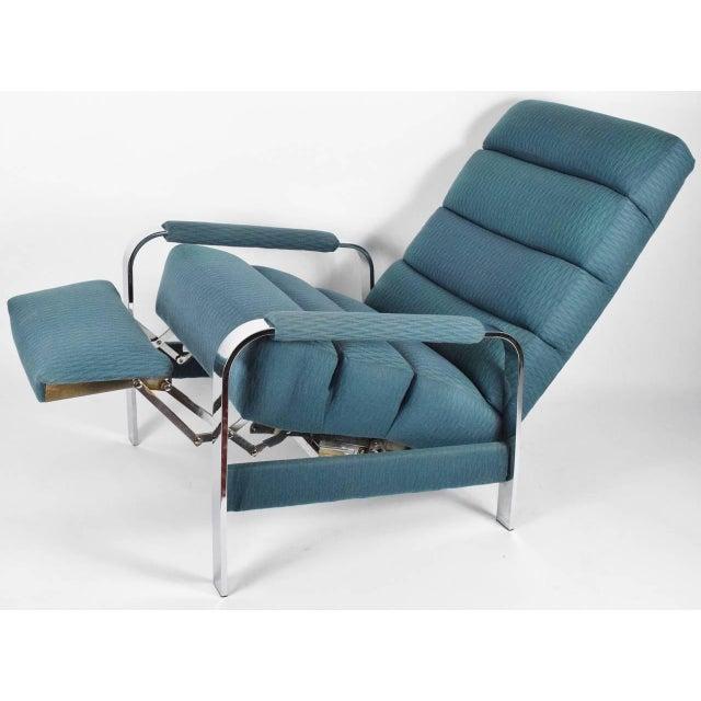 Milo Baughman recliner - Image 2 of 8