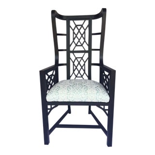Upholstered Kings Grant Chair