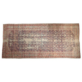 "Antique Karabagh Rug Runner - 6'2"" x 13'7"""
