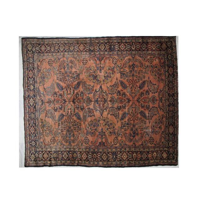 "Leon Banilivi Persian Lillihan Carpet - 11' X 9'1"" - Image 1 of 5"
