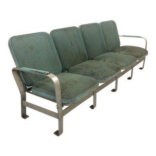 Singer Metal Mesh 4-Seat Sofa