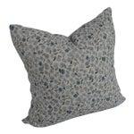 Floral Linen & Cotton Pillow