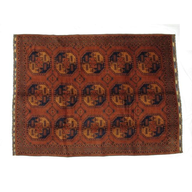"Image of Leon Banilivi Elephant Foot Carpet - 8'2"" X 11'"