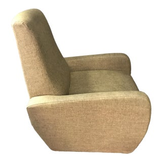 EQ3 Karbon Swivel Chair in Nutmeg Polo