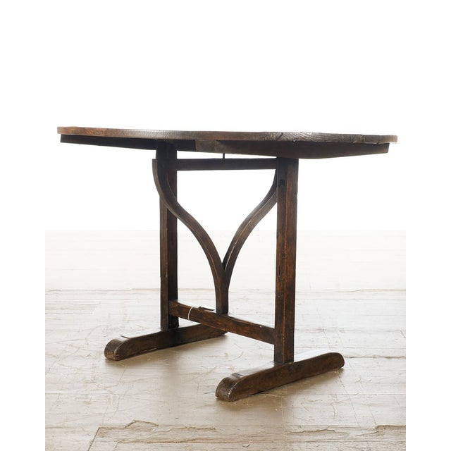 Antique 19th Century French Country Dining Table - Image 5 of 10