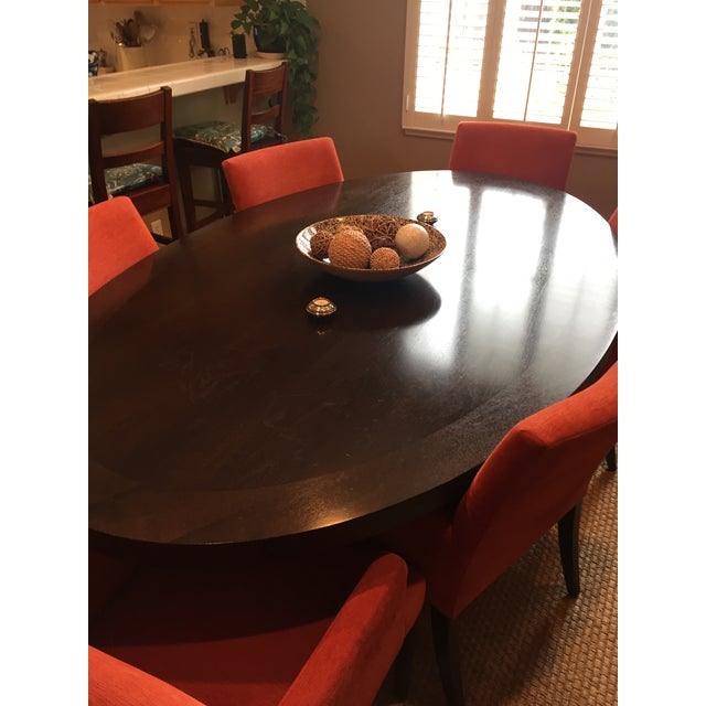 Christian Liaigre Oval Dining Table - Image 4 of 4