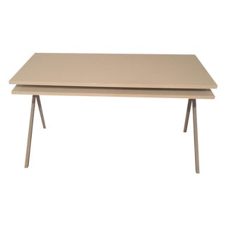 Bludot White Lacquer 51 Desk