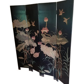 Maitland Smith 4 Panel Screen