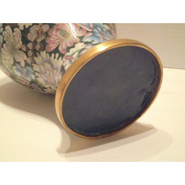 Large Cloisonne Vase - Image 7 of 7