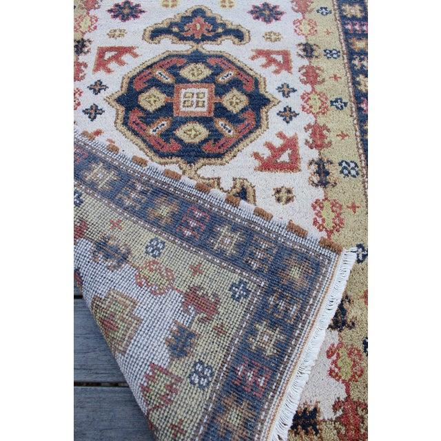 """Vintage Kazak Persian Rug - 3'x5'2"""" - Image 5 of 7"""