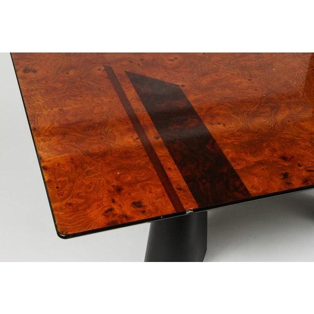 Mod Italian Inlay Coffee Table - Image 3 of 6