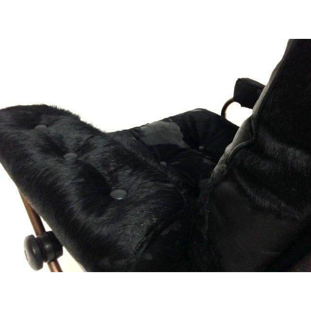 Image of Ekornes Mid-Century Modern Lounge Chair