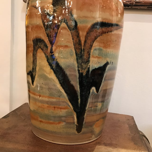 Vintage Studio Pottery Vase - Image 7 of 9