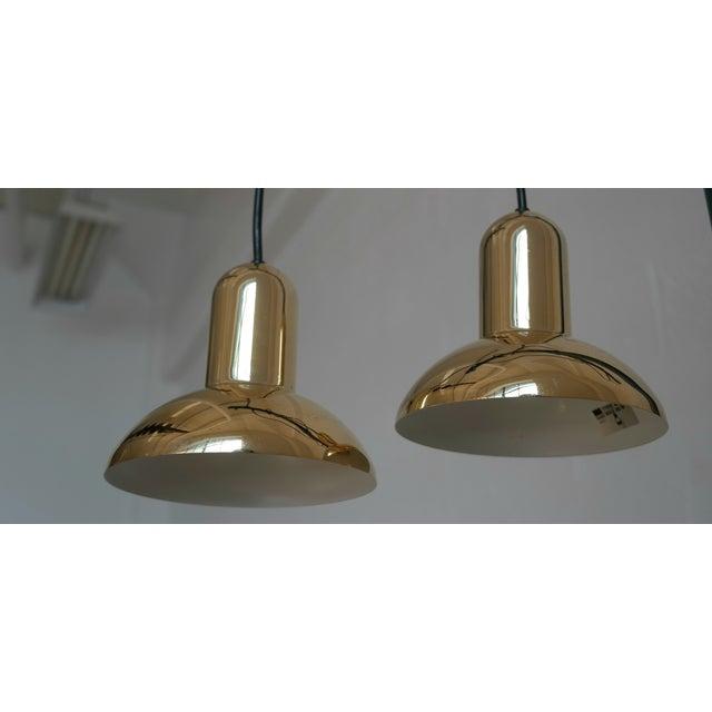 Lyfa Danish Modern Pendant Lighting - A Pair - Image 3 of 6