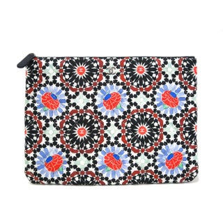 Chanel 2014 Christmas Limited Flower Clutch Bag