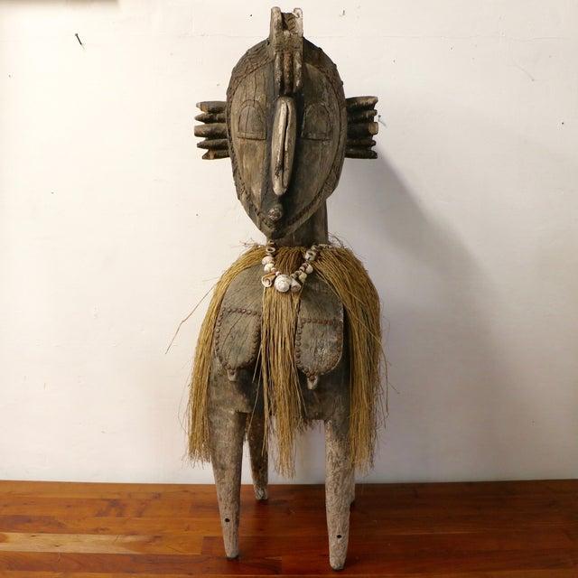 New Guinea Folk Statue - Image 2 of 11