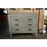 Image of Paul Marra Distressed Fir Chest