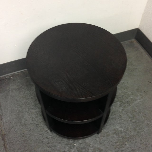 Ebony Occasional Table - Image 4 of 9