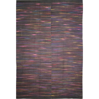 "Hand Knotted Patchwork Kilim - 15'2"" X 10'8"""